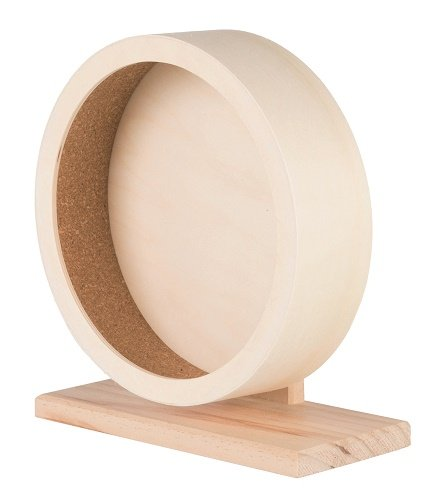 Trixie Wooden Hamster Wheel (22cm)