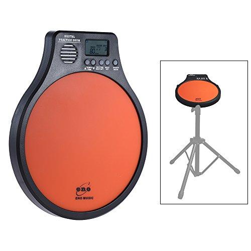 AMMOON ENO DEM-40 MULTIFUNCION 3 EN 1 PORTATIL ELECTRICIDAD DIGITAL CUADRO DE BATERIA DE PRACTICA CON METRONOMO / CONTAR / MODO DE DETECCION DE VELOCIDAD