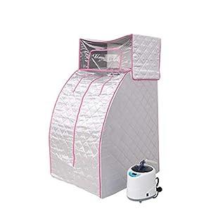 Wanforjewellery Faltender Dampfraum, tragbare Hauptbadewanne-Ganzkörper-Begasung Gesichtsbadekurort-bewegliche Zelt-Ausrüstung verlieren Gewicht