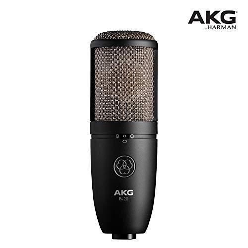 AKG Perception 420 Großmembran-Kondensatormikrofon