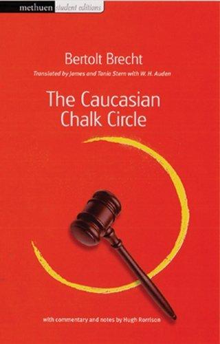 The Caucasian Chalk Circle (Methuen Student Editions) by Bertolt Brecht (12-Jul-1984) Paperback