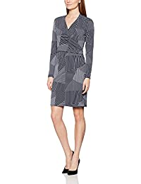 ESPRIT Collection Damen Kleid 017eo1e014