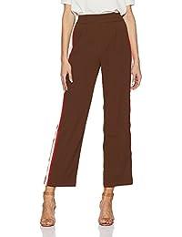 Symbol Amazon Brand Women's Flared Pants