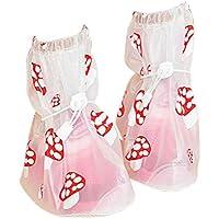 LUFA Cubierta antideslizante de los zapatos Cubierta antideslizante de los zapatos de los niños Cubierta antideslizante del zapato del espesamiento