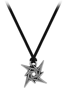 Metallica silberne Anhänger Alchemy Rocks Ninja Star