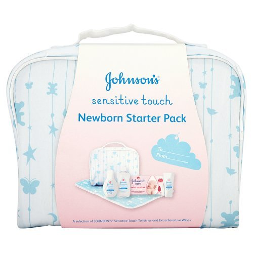 Johnsons Baby Sensitive Touch New Born Starter Pack