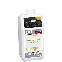 HG shine restoring cleaner for natural stone 1L - A shine restoring cleaner for marble and natural stone floors.
