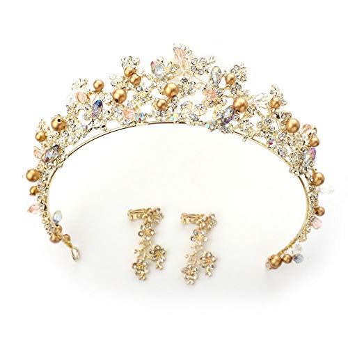 Haarspangen & -Clips Haarklammern Steckkämme Für Die Haare Braut Tiara, Hochzeitsfoto, Hochzeit Krone, Stirnband, Haarschmuck, Hochzeitsaccessoires