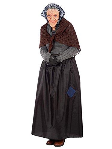 Costume Set Befana - TAGLIA UNICA