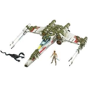 Star Wars : Coffret Geant X Wing Avec Pilote