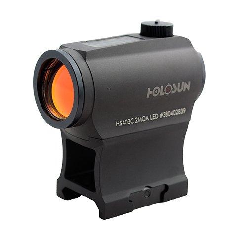 HOLOSUN Hs403c Solarstrom Mikro Rotpunktvisier
