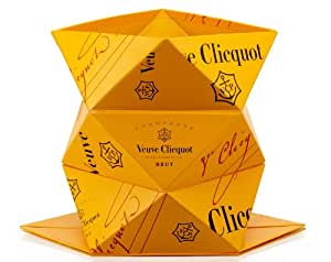 Clicq' Up Folding Yellow Ice Bucket by Veuve Clicquot