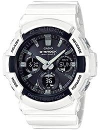 9887dc35f40c Casio Reloj Analogico-Digital para Hombre de Cuarzo con Correa en Resina  GAW-100B