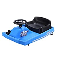 Crazy Drift Tricycle Electric Drift Adult Child Bumper Car