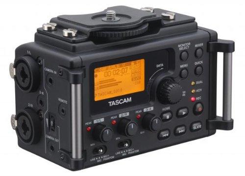 Tascam de 60d Cámara Recorder grabador de audio digital de DVD