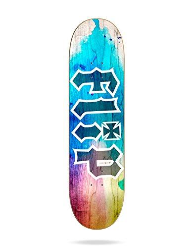 Flip HKD Tie Dye Deck Tabelle, Unisex Erwachsene, Unisex – Erwachsene, FLBL8A05-03, Bunt, 8.25