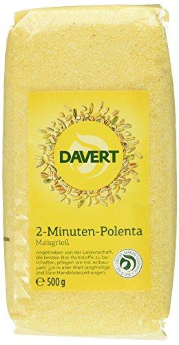 Davert Schnellkoch-Polenta Bio, 500 g