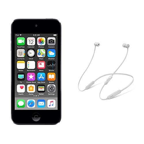 Apple iPod Touch (32 GB) - Space Grey with BeatsX Earphones - Black