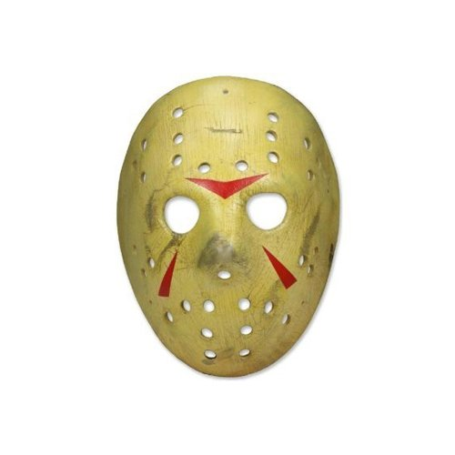 Neca Friday The 13th Part 3 Jason Mask Prop Replica
