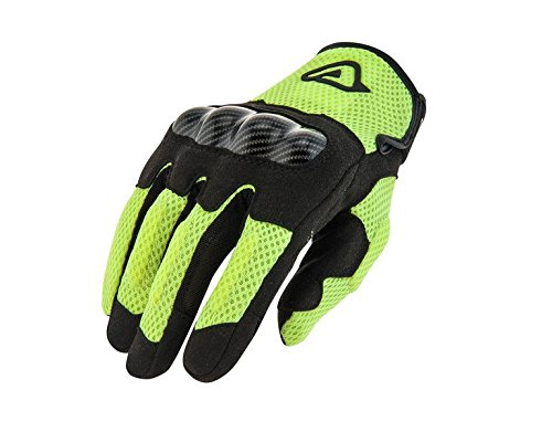 Acerbis Ramsey My belüftet Handschuhe gelb XL (Handschuhe)/Handschuh Ramsey My belüftet gelb XL (Handschuhe)