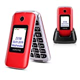 3G Senior Flip Unlocked SIM Free Mobile Phone