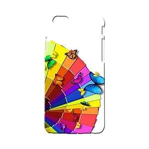 BLUEDIO Designer 3D Printed Back case cover for Apple Iphone 6/ 6s - G3220