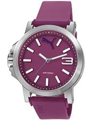 Puma Damen-Armbanduhr XL ULTRASIZE Analog Quarz Resin PU103462012