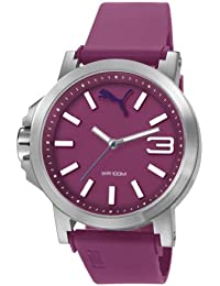 Puma Damen-Armbanduhr XL ULTRASIZE Analog Quarz Resin PU103462012