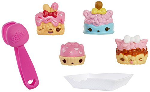 MGA Entertainment 550396E5C NumNoms Num Noms Starter Pack Series 5-Marshmallow Squares, Girls