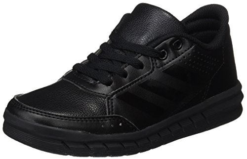 adidas Unisex-Kinder Altasport Gymnastikschuhe, Schwarz (Core Black/Core Black/Ftwr White), 28 EU
