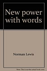New power with words by Norman Lewis (1974-08-02)