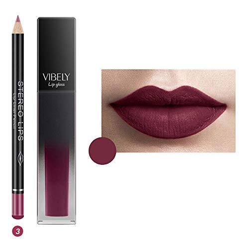 IFOUNDYOU Lippenstift Lipgloss, Verleiht Intensive Farbe Und Extreme Feuchtigkeit, FüR Gepflegte Und Sinnlich Glatte Lippen, 49G Vom Eigentümer empfohlen