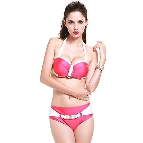 Thatch Frauen-Badeanzug Bademode Badeanzüge Bikinis Fashion Sexy,M
