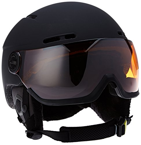 Cébé Fireball Casco da sci 59-61 cm cm Black Cat 2