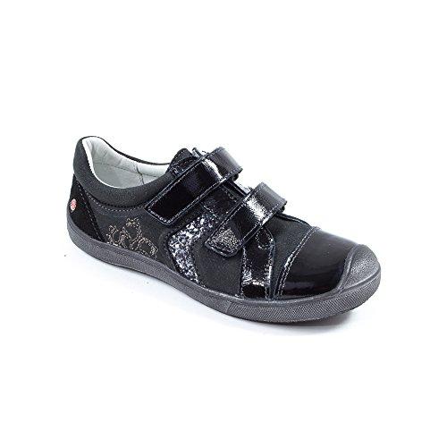 GBB boots noir HACHIMIE 30111 Noir