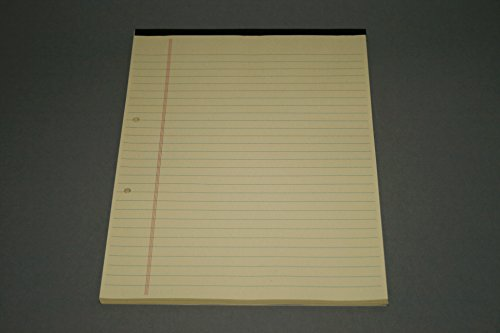 Legal Pads (Legal Pad original Style (DIN A4) Made in Germany)