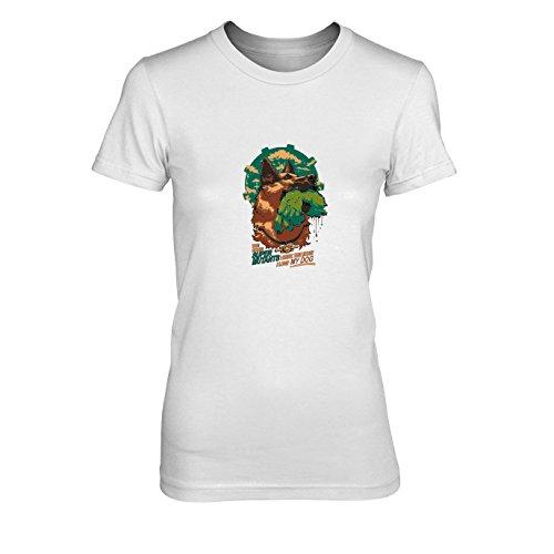 Planet Nerd Super Mutant Dog - Damen T-Shirt, -