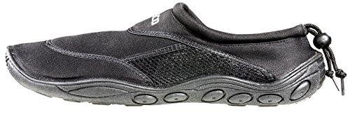 Beco–Scarpe da Bagno/Surf bambini Black Power