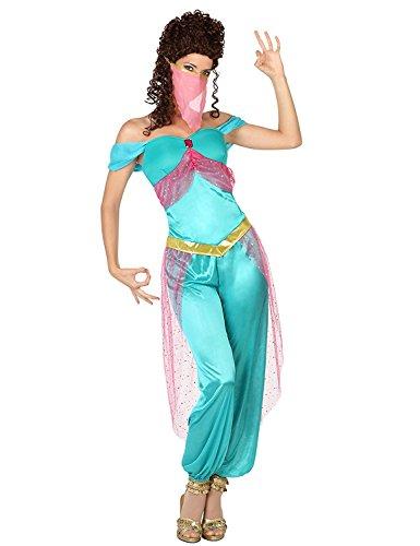 Partyklar Arabische Tänzerin Damenkostüm (Arabische Prinz Und Prinzessin Kostüm)