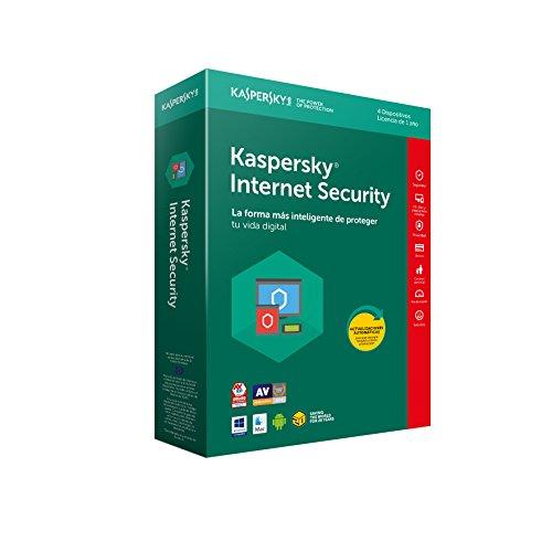 Software Antivirus Kaspersky 2018 Internet...
