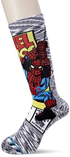 Stance Herren Socken X Marvel Spiderman Comic Socks (Herren-socken Spiderman)