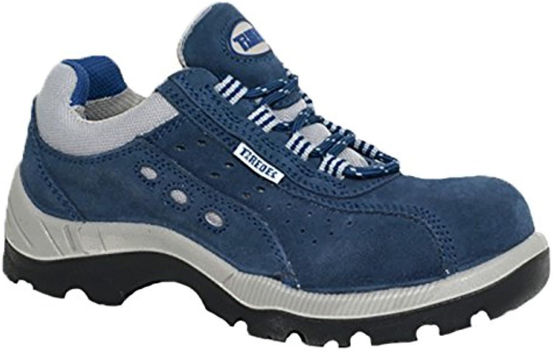 Paredes sp5022 az35 Osmio III – Zapatos de seguridad S1P talla 35 AZUL