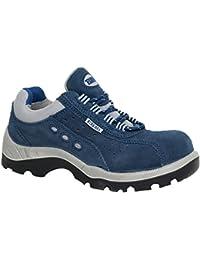 Paredes sp5022az35Osmio III–Zapatos de seguridad S1P talla 35AZUL
