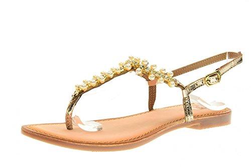 GIOSEPPO scarpe donna infradito 40705-46 PIERA Oro