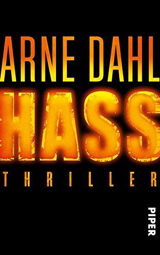 Buchseite und Rezensionen zu 'Hass: Thriller (Opcop-Gruppe 4)' von Arne Dahl