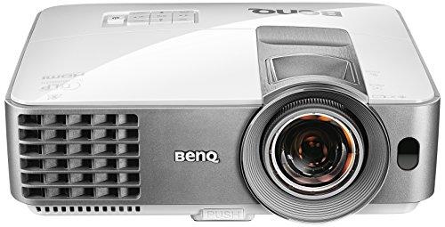 "BenQ MS630ST - Proyector DLP Tiro Corto (55\"" a 1m). Zoom 1.2X. 3200 lumens, Altavoz 10X Incorporado, HDMI, Color Blanco"