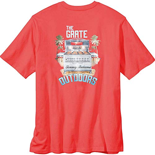 Tommy Bahama The Grate Outdoors Small Pomodoro T Shirt -