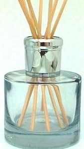 Bouteille en verre ronde vide d sodorisant parfum for Personnaliser votre propre maison