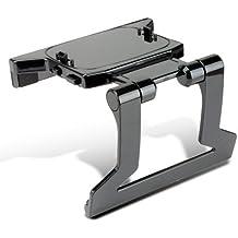 Kabalo Montaje en caja al por menor de televisión de pie titular clip de soporte de cuna: para la cámara de Xbox 360 Slim Sensor Kinect [Retail Boxed TV mount stand bracket clip holder cradle: for Xbox 360 Slim Kinect Sensor Camera]