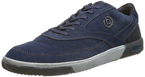 bugatti-k2501pr3-herren-sneakers-blau-dunkelblau-425-43-eu